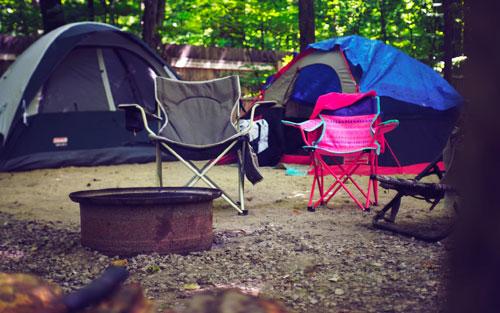 Camping Babí Hora - Seznam nejlepších kempů Zlínského kraje